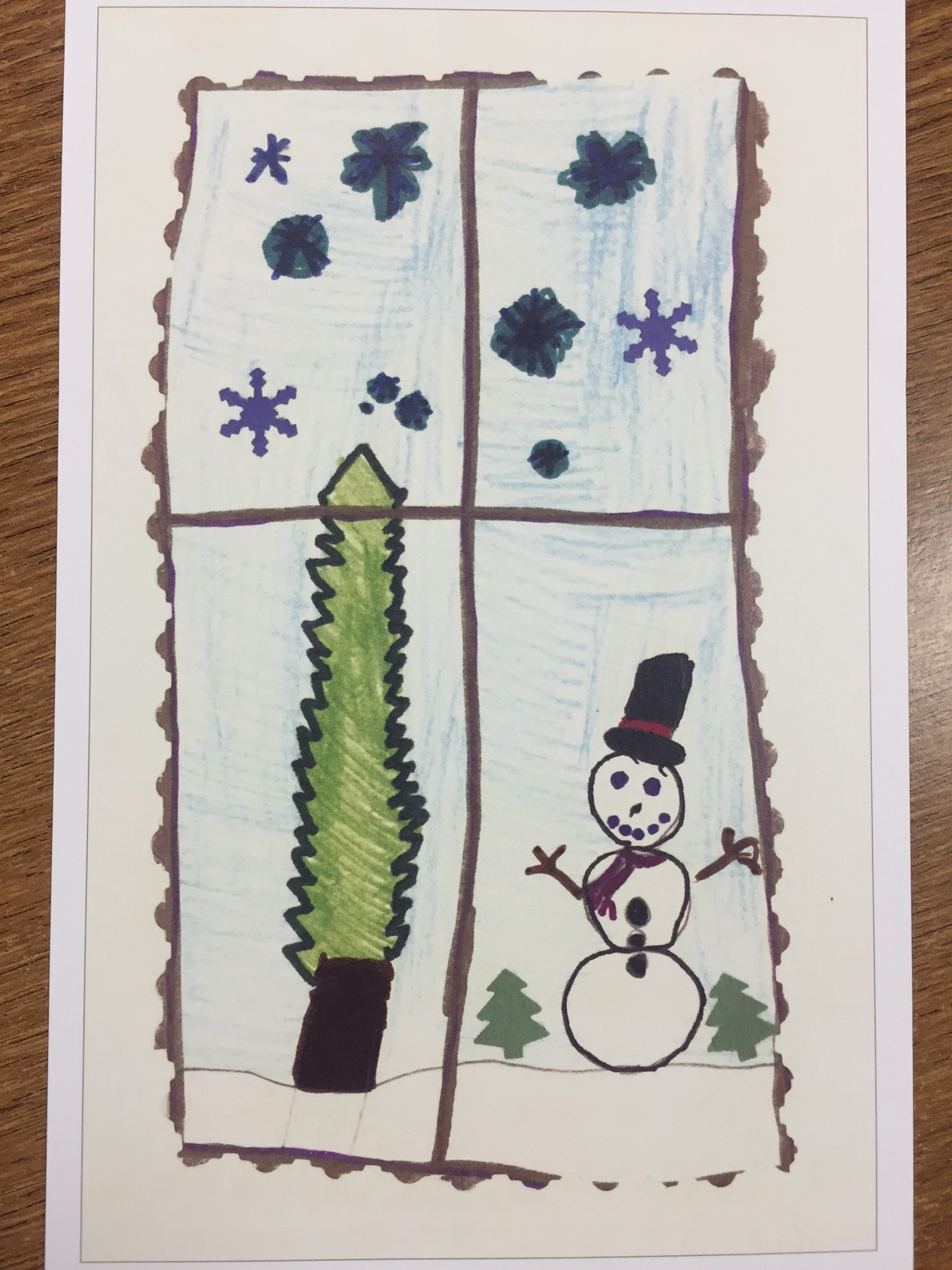 Ridgefield School District Launches Third Annual Holiday Greeting Card Contest
