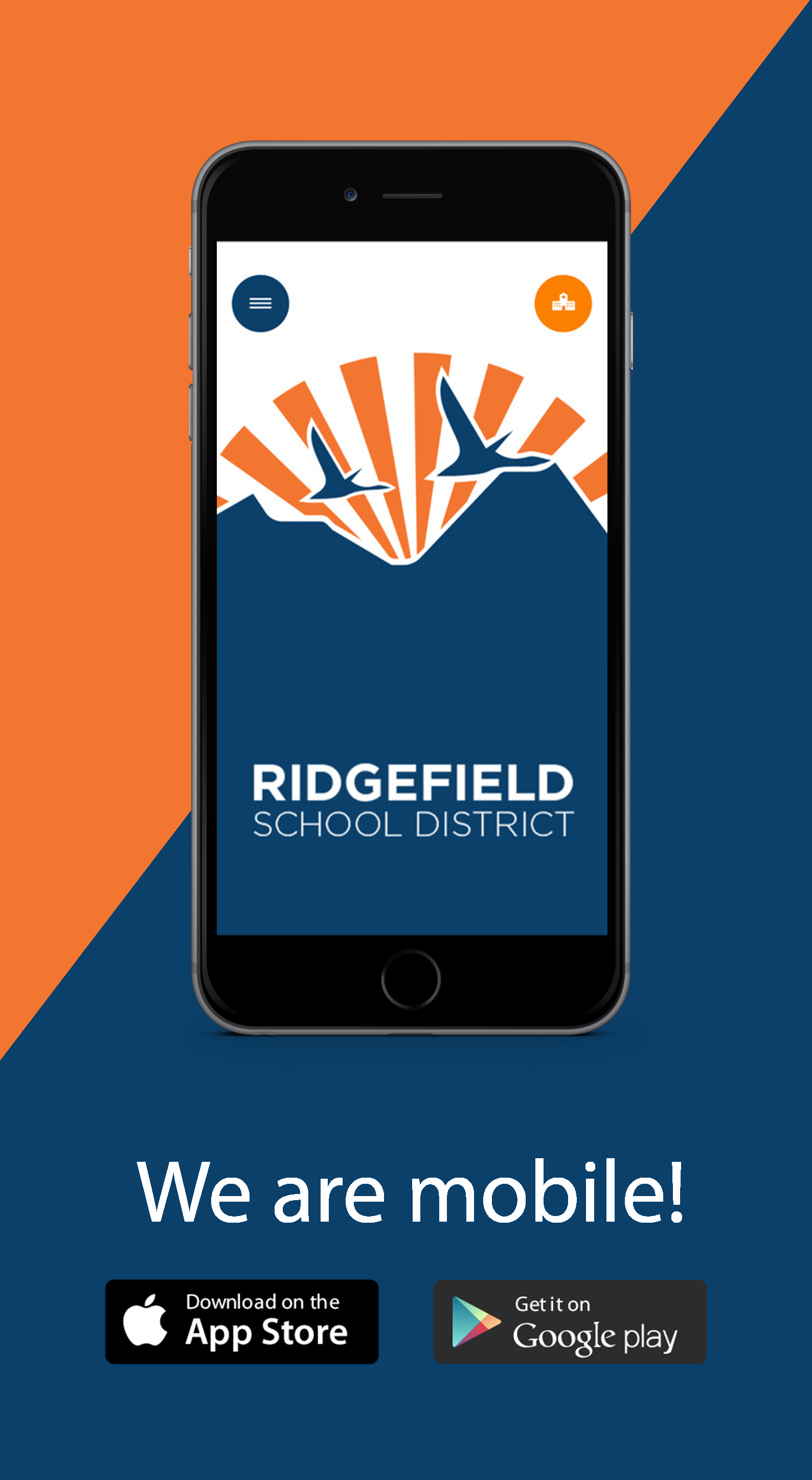 Ridgefield School District Rolls Out New Website and App