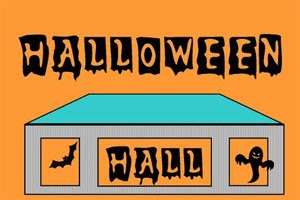 Halloween Hall This Weekend